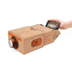 Smartphone Projector 2.0 | Copper