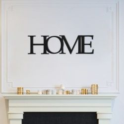 Wall Sign | Home