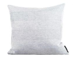 Linen/Cotton Cushion Off White | Square