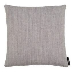 Wool/Canvas Cushion | Blue