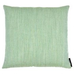 Wool/Canvas Cushion | Green