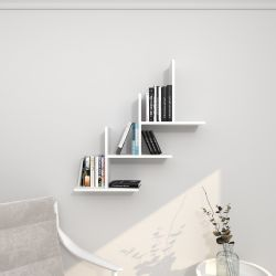 Shelf Eclipse | White