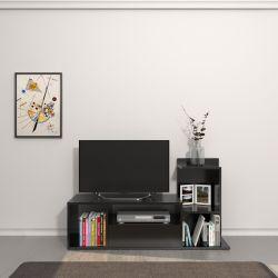 TV-Ständer Sumatra | Schwarz