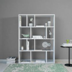 Bookcase Aidan | White