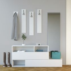 Hall Unit Charles | White