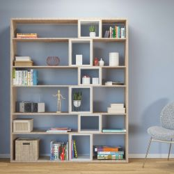 Bookshelf Sammie | Wood