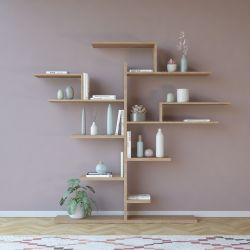 Bookcase Tree | Wood