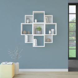 Bücherregal Iris | Weiß