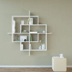 Shelf David | White