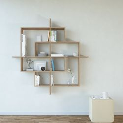 Shelf David | Wood