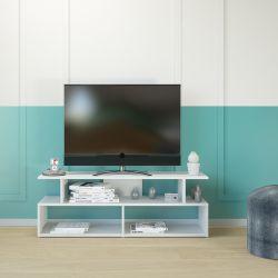 TV-Ständer Robbie | Weiß