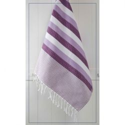 Towel Honeycomb | Purple