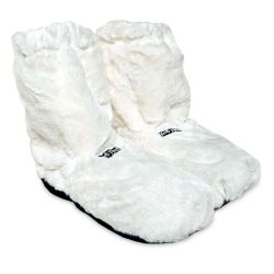 Microwave Safe Hot Boots Deluxe | White