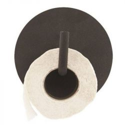 Toilet Paper Holder | Black
