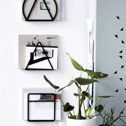Magazine Rack Loge