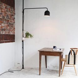 Lamp C Shade | Zwart