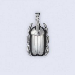Flaschenöffner Insectum | Silber