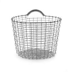 Bin 16 Basket | Zinc