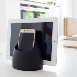 Organizer for Tablet Hub Tech Tidy | Black