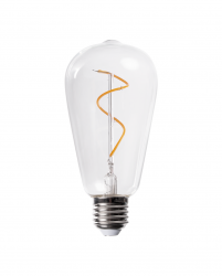 Lamp ST64 Swirl