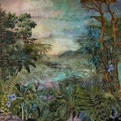 Photomural Fluss | 250 x 250 cm