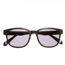 Unisex Sunglasses Hybris | Walnut