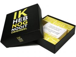 Party Game Ik Heb Nog Nooit (in Dutch)