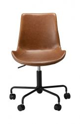 Office Chair Hype | Art. Leather / Vintage Light Brown