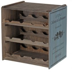 Wine Rack Hanz | Wood