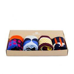 Socken Unique Geschenkbox