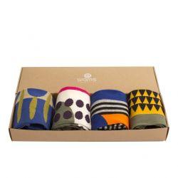 Socken Paint Geschenkbox