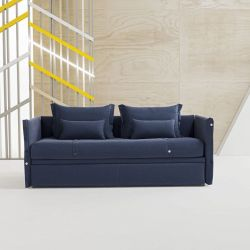 Sleeping Sofa Iceberg | Blue