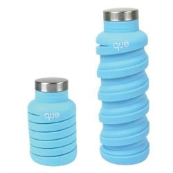 Collapsible Water Bottle | Iceberg Blue