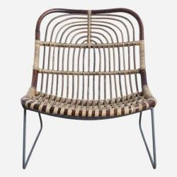 Lounge Chair Kawa | Natural