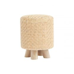 Stool Weave | Natural
