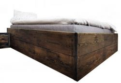 Bed Changy  | Dark Brown