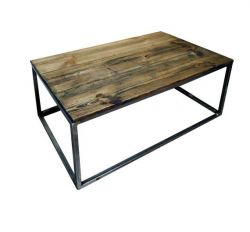 Coffee Table Harjet | Brown