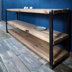 Küchenregal Sinem | Hellbraun