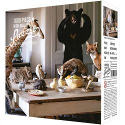Puzzle Kitchen Animals