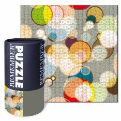 Puzzle 500 Pieces | Bubbles