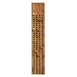 Vertical Coat Rack Scoreboard