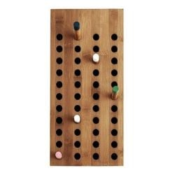 Vertical Coat Rack Scoreboard | Small