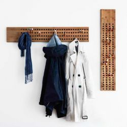 Horizontal Coat Rack Scoreboard