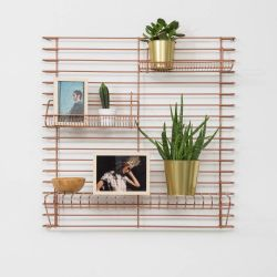 Wall Rack | Copper