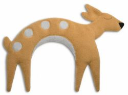Warming Pillow Flora the Fawn | Sand