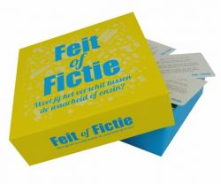 Party Game Feit of Fictie (in Dutch)