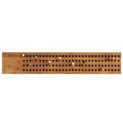 Horizontal Coat Rack Scoreboard | Large
