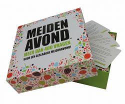 Party Game Meidenavond XL (in Dutch)