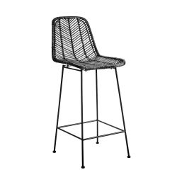 Bar Stool Fay | Black