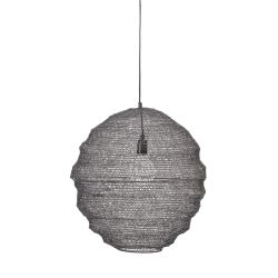 Pendant Lamp | Black / Metal